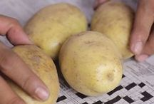 Ways to cook potatoes / by Gillian James