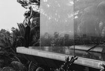 Houses, pools & gardens
