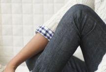 [wear] Tomboy Chic / I dress like a girly boy. / by Katie Willis