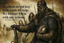 Asatru / Norse, Viking, Heathen and Asatru history and religion