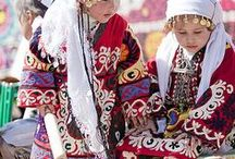 Traditional Clothing Of The World / A collection of ethnic clothing from various countries all over the world.