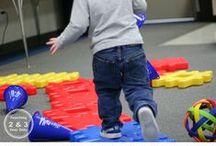Preschool - Motricité