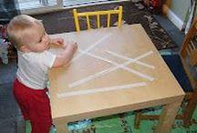 Preschool - Motricité fine