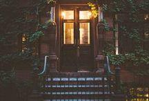 [home] Brownstone / by Katie Willis