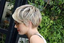 Hairlove / short hair pixie earsout