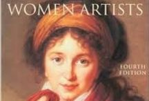 Women Artists / While female artists have been involved in making art throughout history, their work often has not been as well acknowledged as that of men.  Often certain media are associated with women artists, such as textile arts as opposed to fine art. Beginning in the late 1960s and 1970s, feminist artists and art historians created a Feminist art movement, that overtly addresses the role of women in the art world and explores women in art history. / by Tomás Ribas