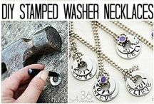 Kick-Ass Jewelry Stuff / Tutorials, how-to, DIY and ideas for multi-media jewlery of all types