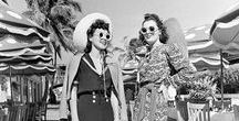 Vintage Fashion / Vintage fashion of the 20th century