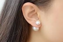 Earrings / by Tomás Ribas I - CustomBrites