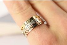 Rings / by Tomás Ribas I - CustomBrites