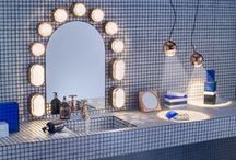 Tom Dixon WASH / Ever curious about all aspects of the home, this year we explore the Bathroom and the Kitchen sink with a focus on functional storage, cleansing rituals, lotions and waterproof lighting.