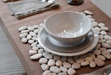 ideas - table settings / by Morgan Hickson