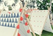 Camp Crafts and Activities / by The Lovely Adventure