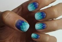 nail polish / by Bailey Roedl-Nehls