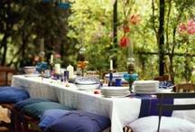 Home - garden and terrace