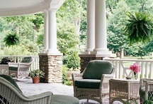 Porches / by Sharon Page
