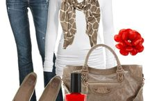 Women's Apparel/Accessories I absolutely love! / by Rashi Ghai