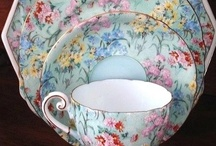 Cups, Dishes, China, etc. / by Sharon Page