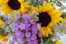 Flower Arrangements / by Sharon Page