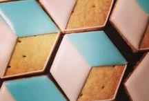 COOKIES / COOKIES & CAKE / by Caroline Bourgeois