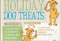 Treat Them Well  / Learn all of the recipes you need to make your furry friends something extra tasty tonight!  / by SPCA of Texas