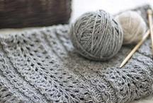 Knitting / by Lena Griffa