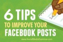 Following Facebook / Tips, ideas and instruction on the best ways to use Facebook for business.