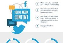Content Marketing & Curation / by M2 Media Management / Social Media