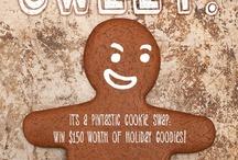 Ƈookie Ƈrumble / Cookies! With a healthy twist. / by GiveEmKel