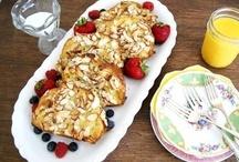 Morning Jump-Start: Breakfast & Brunch / Breakfast | Brunch / by Aneiko H.