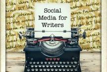 Social Media for Authors / Ways for authors and writers to make better use of social media and blogging.