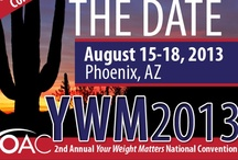 #YWM2013 / The 2nd Annual Your Weight Matters National Convention took place in Phoenix, AZ from August 15-18, 2013.