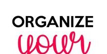 Craft Supply Organization Tips / How to Organize, Organize house, How to Organized, Organized space, Organize your home, organize your room, room organization