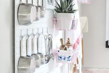 Creating Order / Cleaning and organizing tips and hacks that will have your spaces whipped into shape in no time.