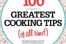 Ƈooking ⓸11 / Cooking Tips Galore!
