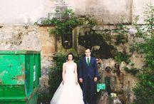 Wedding photos / Inspirasion for your wedding photos on your big day.  Photography.  Bryllupsbilder