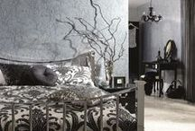 New Gothic Home Trend / Dark and luxurious textures make New Gothic a top trend for Autumn Winter 2013 / by Littlewoods