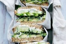 Lunch Ideas / Here are some creative lunch ideas #lunchprep #lunchideas #mealprep #adultlunch #lunchrecipes #lunch
