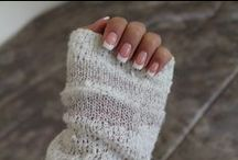 NAILS / Pins for nail ideas and diy polish ideas and tutorials. / by Allison Schuetzler