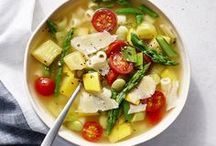 Soups & Stews / Easy to make, healthy, and budget friendly soup recipes.