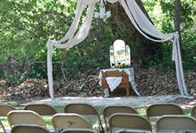 Wedding arches and aisles