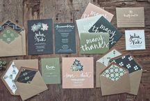 invites design / by Bailey Roedl-Nehls