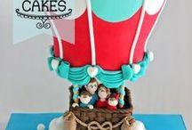 cake design / by Caroline Bourgeois