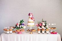 Candy bar / Sweets table