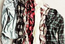 flannel obsession / by Bailey Roedl-Nehls
