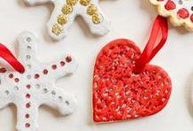 Holiday :: Christmas / Homemade and handmade Christmas ideas.
