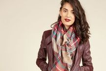 {accessories} / shoes, blanket scarves, outerwear, blazers, purses