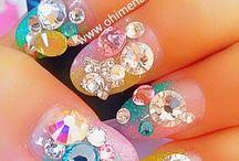 Stylish nails art / by Henna Elegance