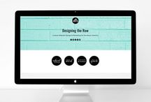 Website Design / Website design style, inspiration, layout, branding, & color schemes