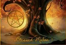 Mabon: a celebration of Autumn! / Autumn Equinox, September 21st